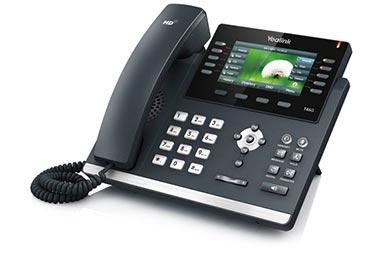 IP телефония для малого бизнеса Yealink