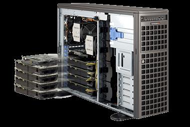 Сборка сервера на базе Supermicro - Molvers