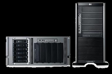 Серверы HP с доставкой - Molvers