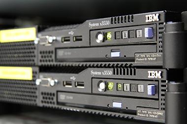 Купите серверы IBM - Molvers