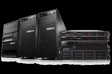 Серверы Lenovo с доставкой - Molvers