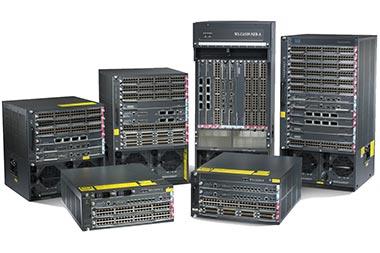 Купите сетевое оборудование Cisco в Molvers